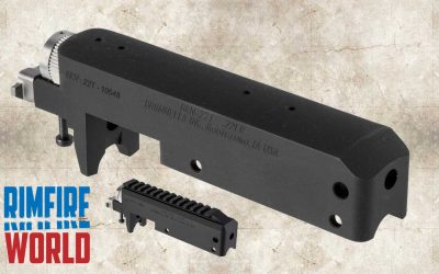 BROWNELLS BRN-22 10-22 RECEIVERS