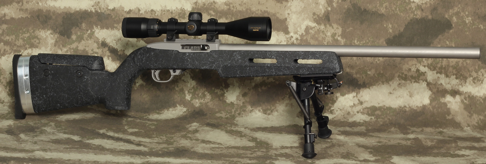 Clark Custom Guns Ruger 10 22