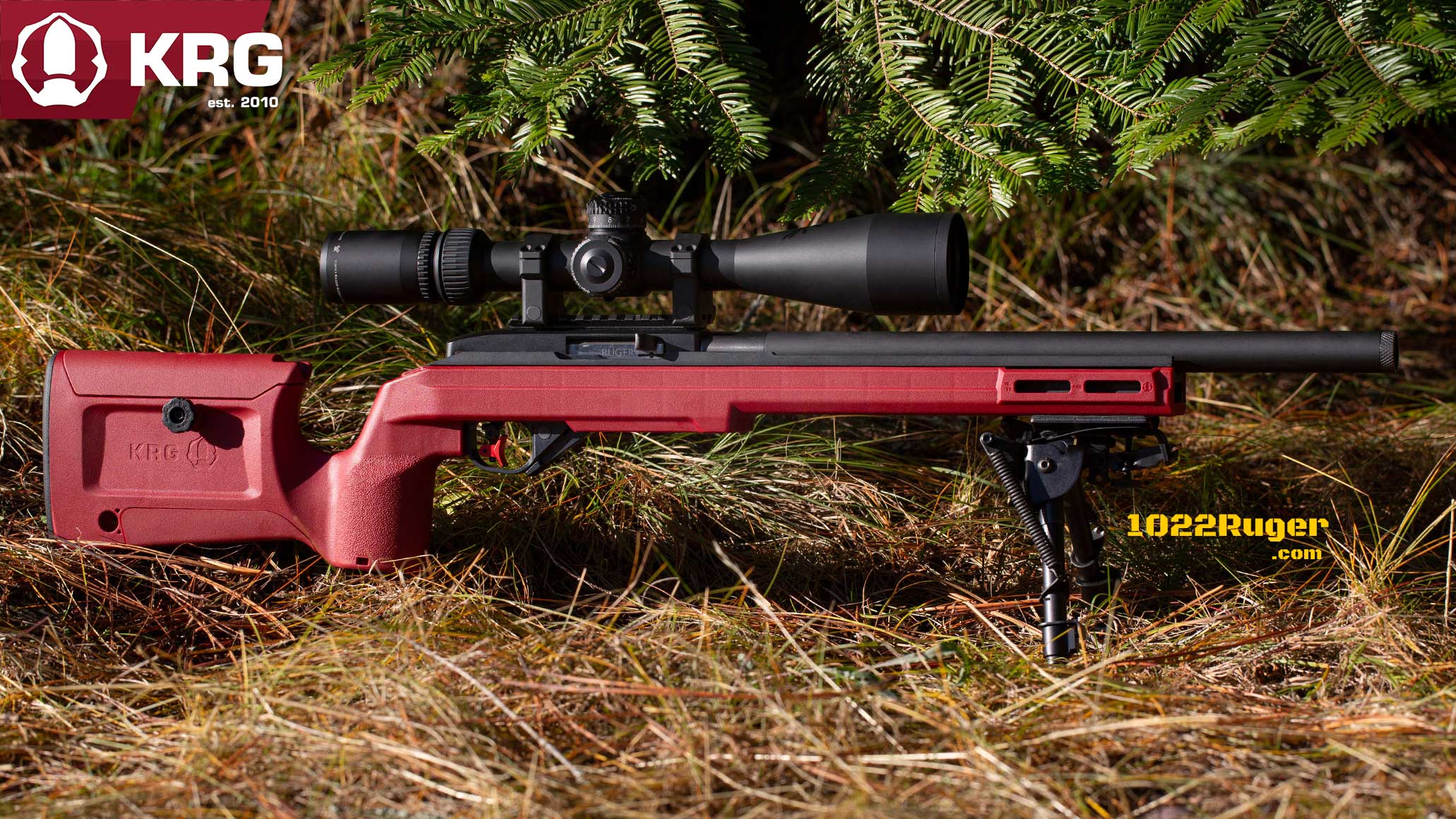 Kinetics Research Group KRG 10/22 Bravo Chassis