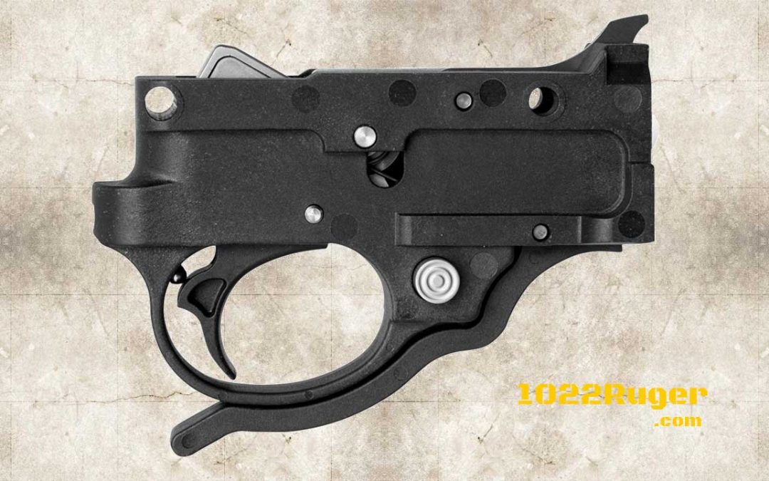POWDER RIVER PRECISION INC RUGER 10 22 DROP IN TRIGGER ASSEMBLY