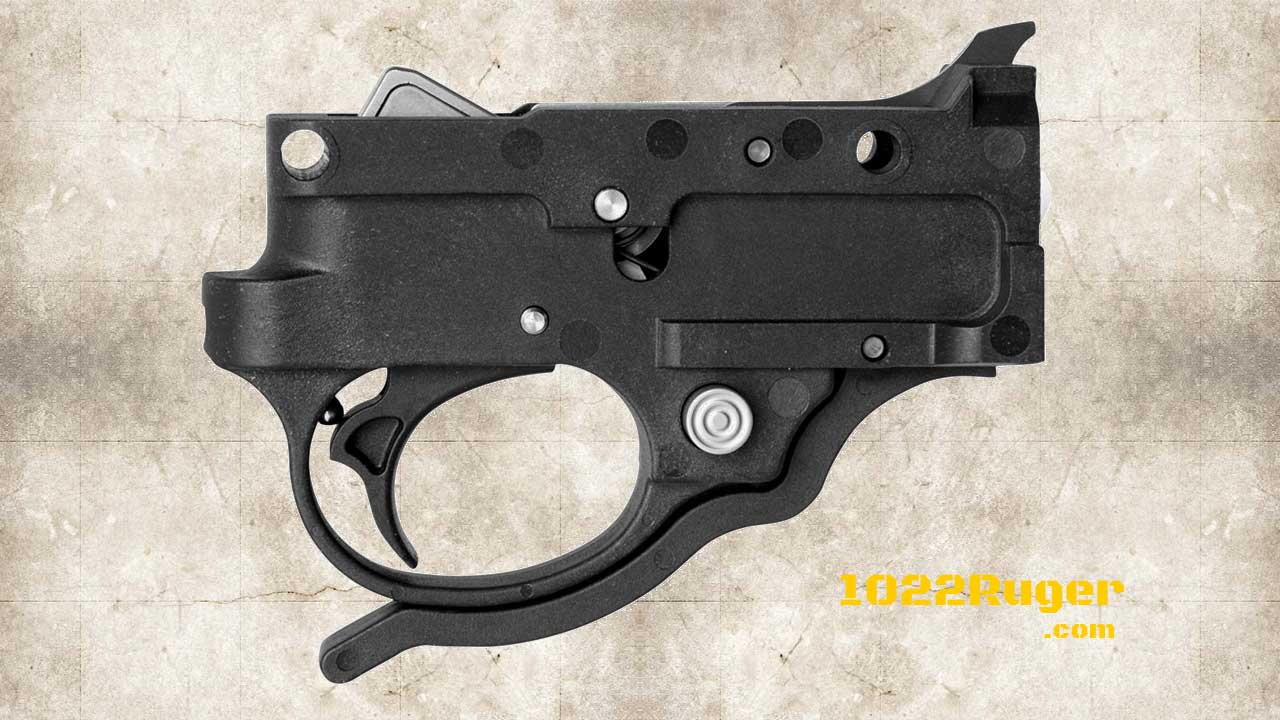 Picture of a POWDER RIVER PRECISION INC RUGER®10/22® DROP-IN TRIGGER ASSEMBLY
