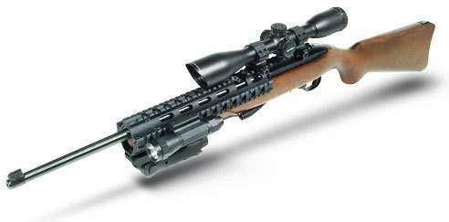 Leapers UTG 10/22 Commando Tactical Quad Rail System
