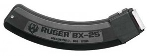 RUGER 10/22 FACTORY 25 ROUND 10/22 MAGAZINE